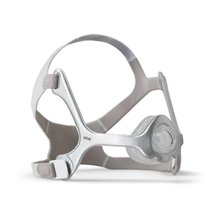 Wisp Fabric Frame Minimal Contact Nasal Mask